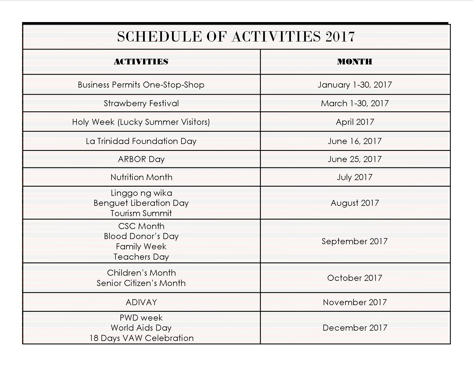 schedule-of-activities-2017