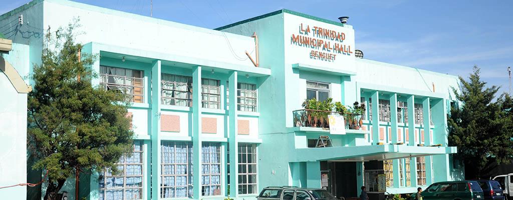 La trinidad benguet website